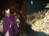 L-Isof Mons. Mario Grech ibierek il-presepju fil-Knisja tax-Xagħra