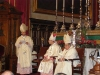 Bishop Grech delivering a welcome address during mass (Cathedral Church)