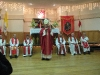 Bishop celebrating mass at Maltese-American Association Club, Dearborn Detroit